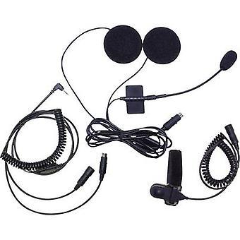 Stabo MHS-650 50113 Headset mit Mikrofon Geeignet für alle Typen