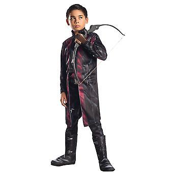 Hawkeye Deluxe Avengers Superhero Boys Costume