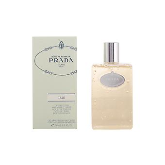 Prada Infusion D'iris Shower Gel 250ml Womens New Sealed Boxed