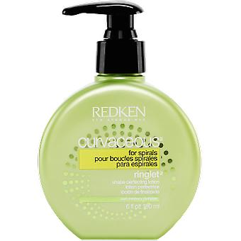 Redken Curvaceous Curls Gel For Spirals (Hair care , Styling products)