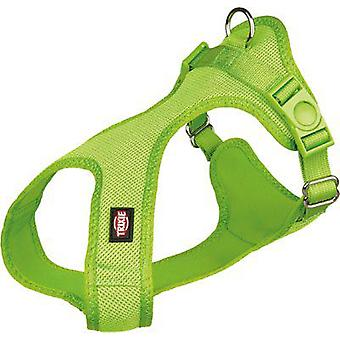 Trixie Soft Dog Harness Red Xxs (Dogs , Collars, Leads and Harnesses , Harnesses)