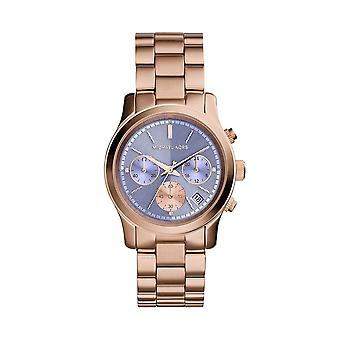 Michael Kors Runway MK6163 senhoras Chronograph Watch