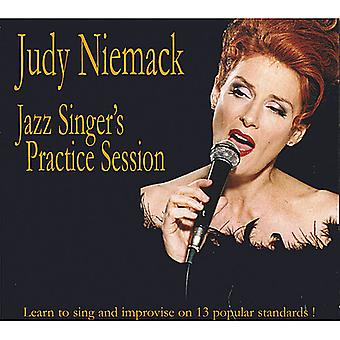 Judy Niemack - chanteurs Jazz Session d'exercices pratiques [CD] USA import