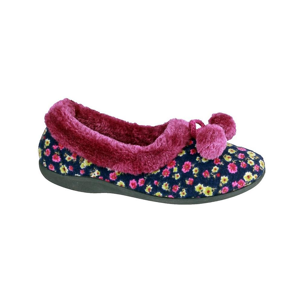Mirak Womens/Ladies Bayeux Classic Slippers