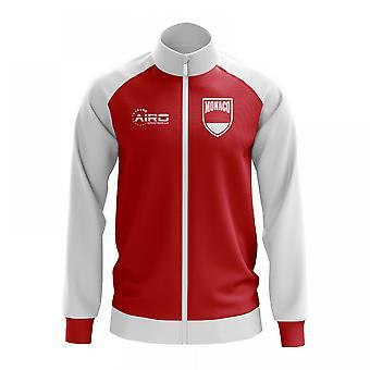 Monaco Concept Football Track Jacket (Red)
