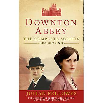 Downton Abbey - Series 1 Scripts (Official) by Julian Fellowes - 97800
