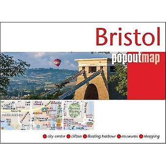 Bristol PopOut Map by PopOut Maps - 9781910218402 Book
