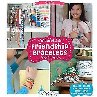 Friendship Bracelets - 31 Original Bracelets by Howarth - Michele - 97