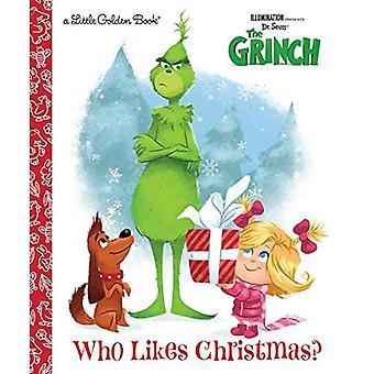 Wie houdt van Kerstmis?