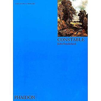 Constable (Phaidon Colour Library)