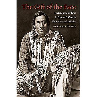 El regalo de la cara: el retrato y el tiempo en los indios norteamericanos de Edward S. Curtis