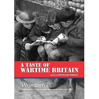 A Taste of Wartime Britain
