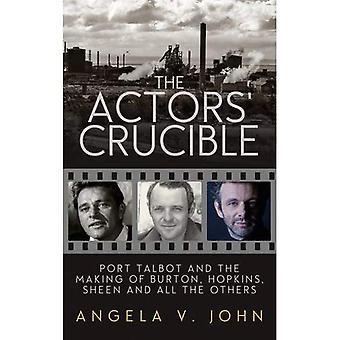 Creuset de l'Actors': Port Talbot et la fabrication de Burton, Hopkins, Sheen et tous les autres