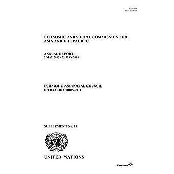 Jaarlijks verslag van de economische en sociale Commissie voor Azië en de Pacific 2014