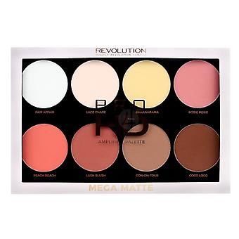 Makeup Revolution Pro HD Mega Math Palette