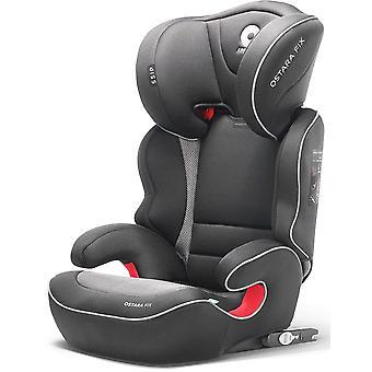 Apramo Ostara Fix Kind Kinderautositz Gruppe 2/3 Tinte schwarz