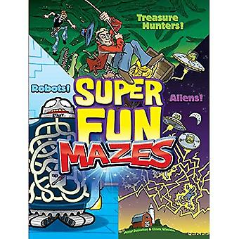 Super Fun Mazes