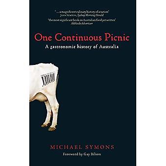 One Continuous Picnic: A Gastonomic History of Australia
