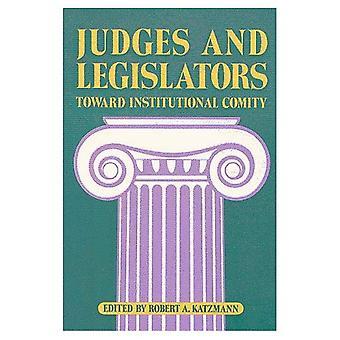 Rechters en wetgevers: richting institutionele courtoisie