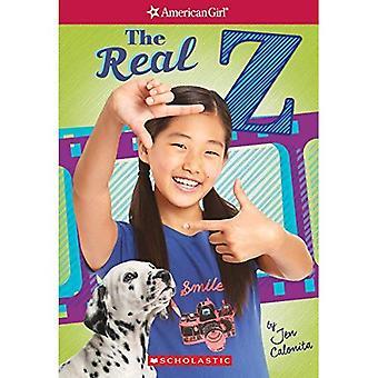 The Real Z (American Girl:� Z Yang, Book 1) (American� Girl: Z Yang)