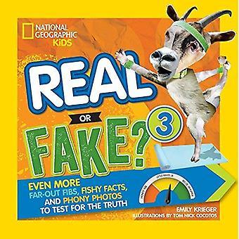 ¿Real o falso? 3