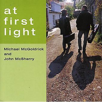 McGoldrick/McSherry - At First Light [CD] USA import