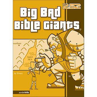 Big Bad Bible Giants by Strauss & Ed