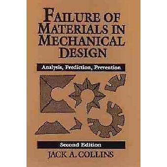 Falta de materiales en diseño mecánico análisis predicción prevención por Collin De Plancy y JacquesAlbinSimon