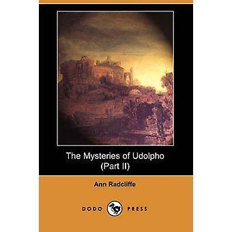 Les mystères d'Udolphe partie II Dodo Press par Radcliffe & Ann Ward