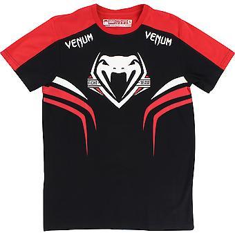 Venum Mens Shockwave 2.0 T-Shirt-noir/rouge