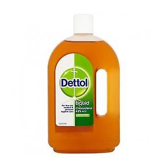 Dettol Antiseptic-Disinfectant 750Ml