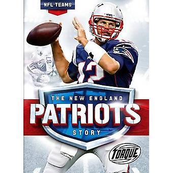 The New England Patriots Story by Thomas K Adamson - 9781626173736 Bo