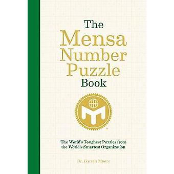 O Mensa número puzzle livro pelo Mensa número enigma livro-978178