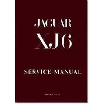 Jaguar XJ6 - 2.8/4.2 Series 1 Workshop Manual by Jag Cars Ltd - 97818