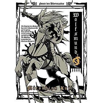 Wolfsmund Volume 8 by Mitsuhisa Kuji - 9781945054235 Book