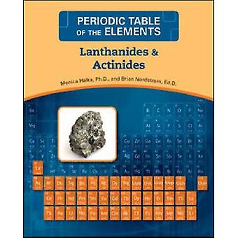 Lanthaniden en actiniden door Monica Halka - 9780816073726 boek