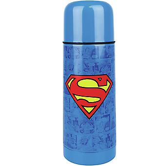 Classic Superman Thermos Flask With Cup (350ml)