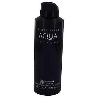 Perry Ellis Aqua Extreme av Perry Ellis Body spray 6,8 oz (herrar) V728-540686