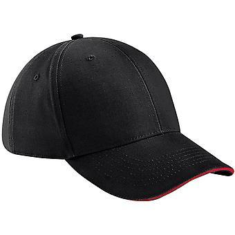Beechfield - Athleisure 6-Panel Baseball Cap - Hat