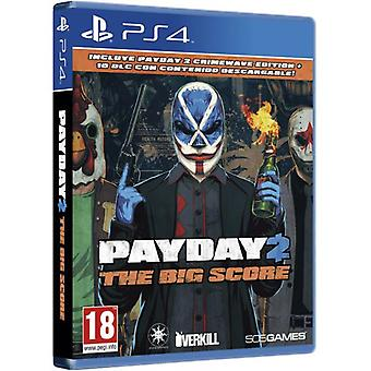 505 Games Payday 2 The Big Score