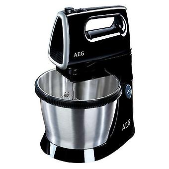 Aeg SM3300 350W black steel stainless electric mixer
