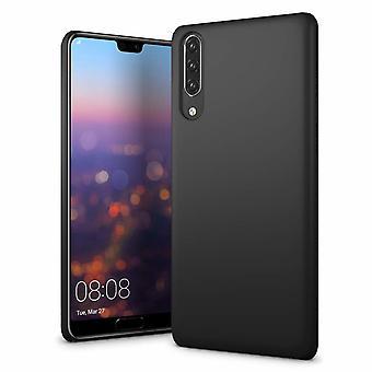 Soft TPU Cases Huawei Huawei P30 Black