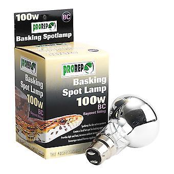 ProRep Basking Spot Lamp 100w BC