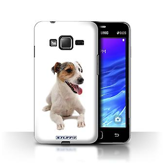 STUFF4 Case/Cover for Samsung Z1/Z130/Jack Russell Terrier/Dog Breeds