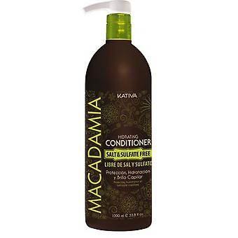 Kativa 1000 Ml Hydrating Conditioner (Woman , Hair Care , Conditioners and masks)