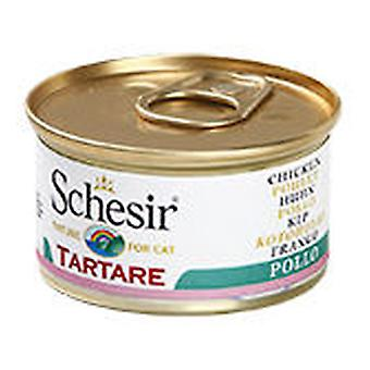 Schesir Beef tartare (Cats , Cat Food , Wet Food)