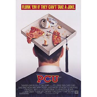 PCU film plakat Print (27 x 40)