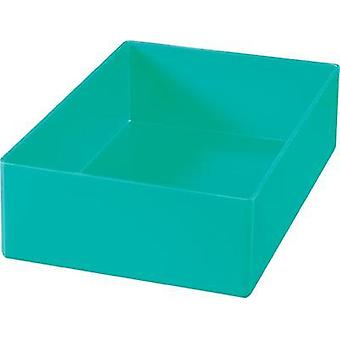 Alutec 622400 Green Insert Compartment For Organiser Boxes