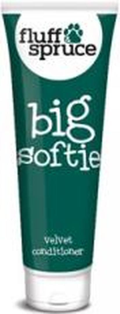Fluff & Spruce Big Softie Conditioner 200ml (Pack of 4)