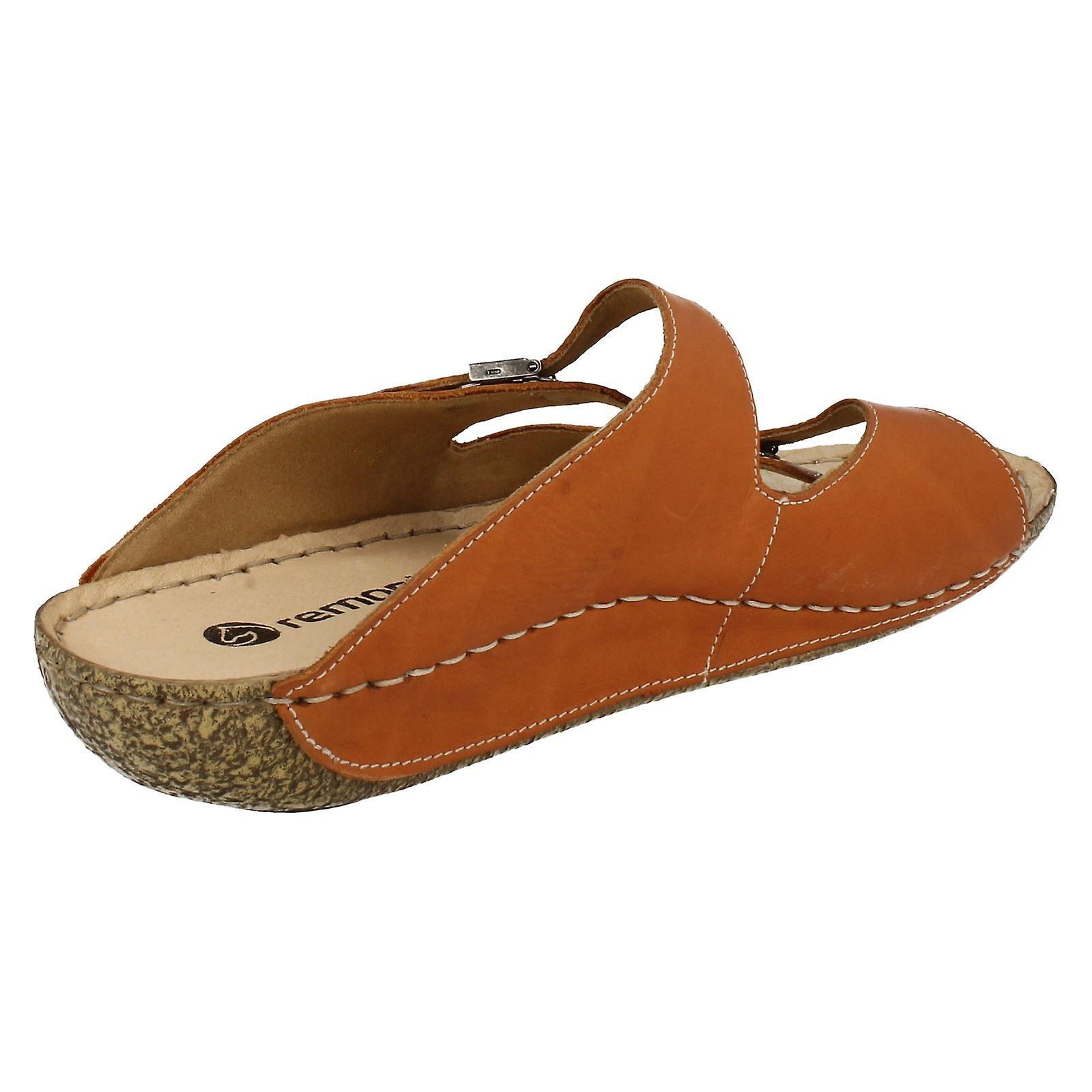 Sandals Summer On D3651 Slip Ladies Remonte xwqYBAY6